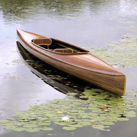 microBootlegger Tandem - Fyne Boat Kits