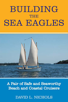 Building the Sea Eagles book by David L. Nichols