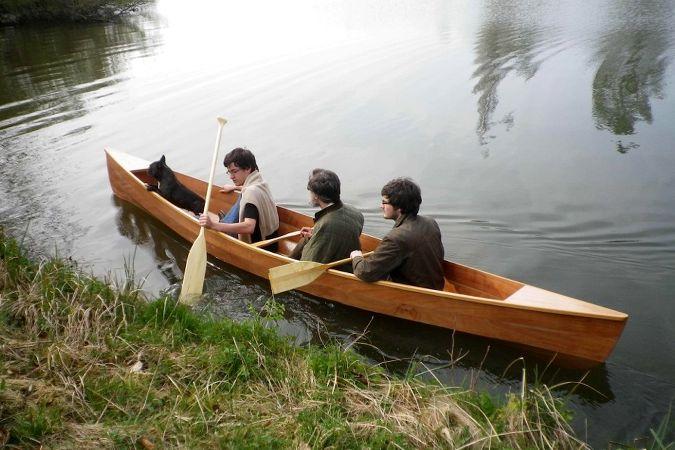 Kayak Building Supplies Canada