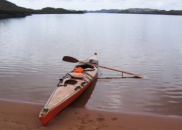 Dream kayak expedition
