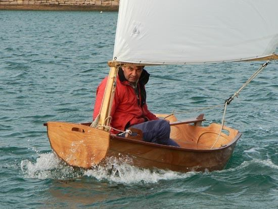 Sailing an Eastport Pram