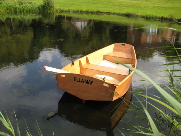Elterwater pram from Fyne Boat Kits