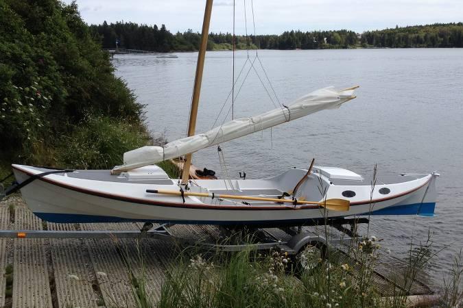 Faering Cruiser - Fyne Boat Kits