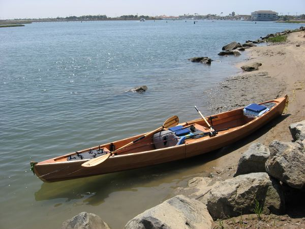 Build A Wooden Fishing Boat Or Canoe From Plans