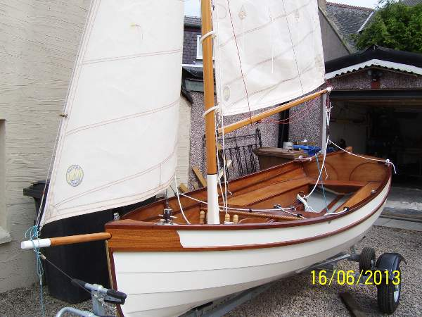 Sailing Boat Kits - Fyne Boat Kits