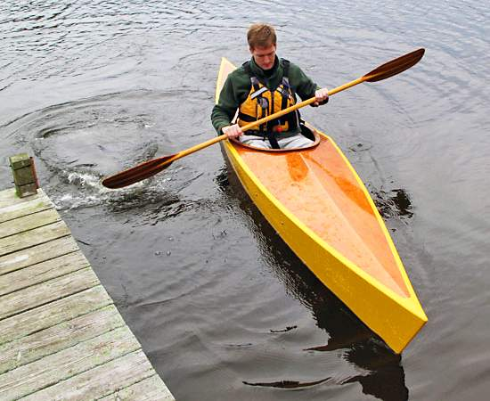 Pics Photos - Build This Plywood Kayak