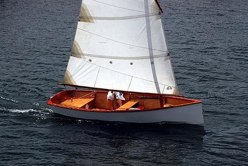 Goat Island Skiff - Fyne Boat Kits