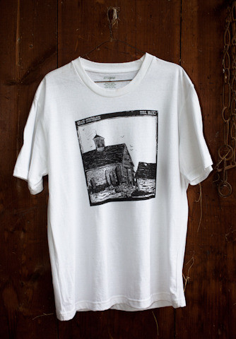 Grain Surfboards barn t-shirt