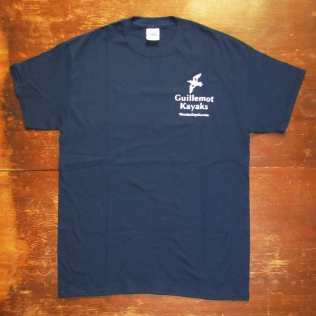 Guillemot Kayaks t-shirt front
