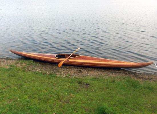 Guillemot large sea kayak