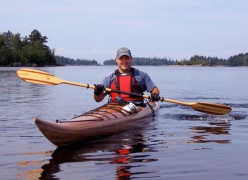 Guillemot sea kayak