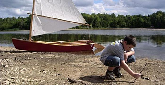 Rowing Boat Plans - Fyne Boat Kits