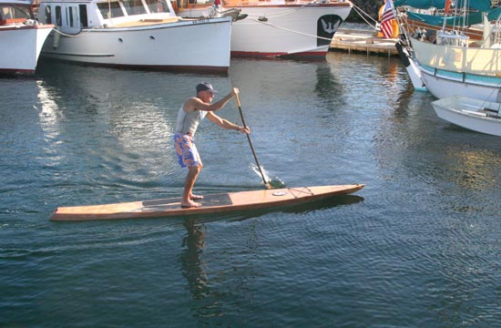 Kaholo stand-up paddleboard