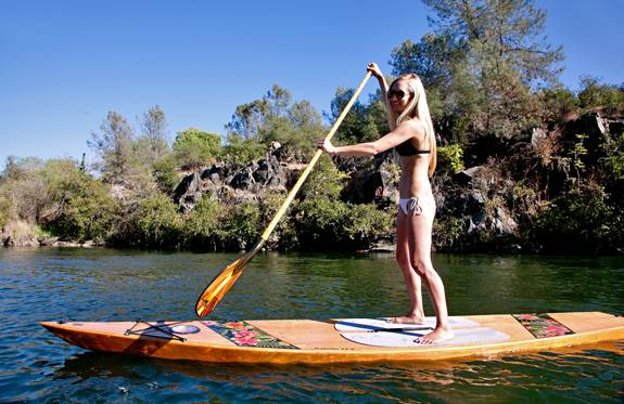 Kaholo Stand-Up Paddleboard - Fyne Boat Kits