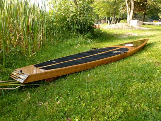 Kaholo Stand Up Paddleboard Fyne Boat Kits