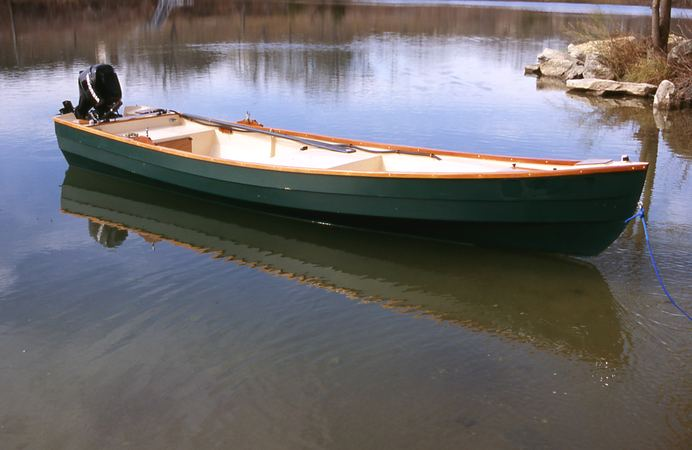 Small Fishing Boat Plans Free