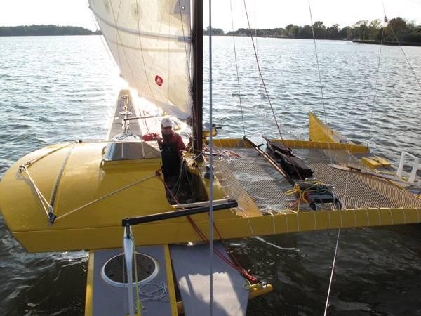 Madness Pacific Proa - Fyne Boat Kits