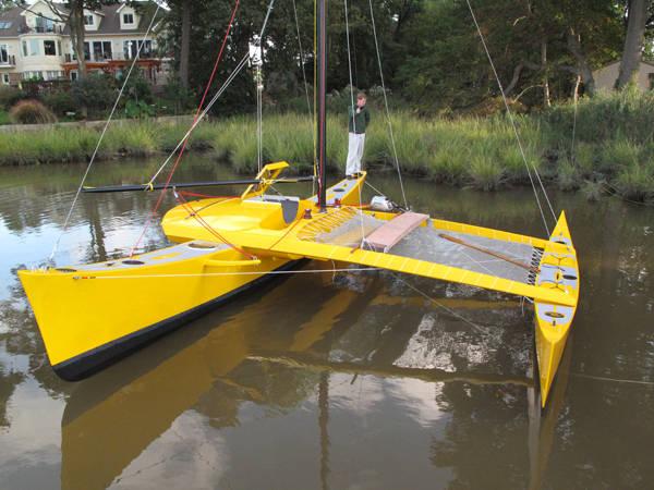 Sailing Boat Plans - Fyne Boat Kits
