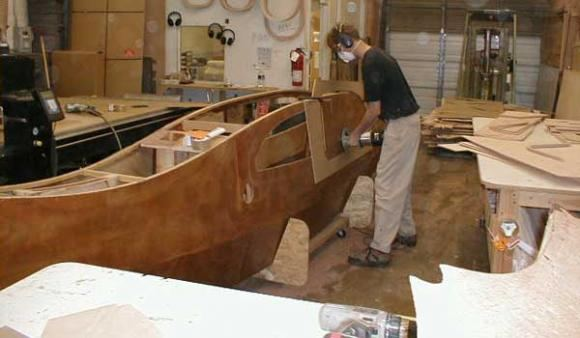 Building a sailing proa