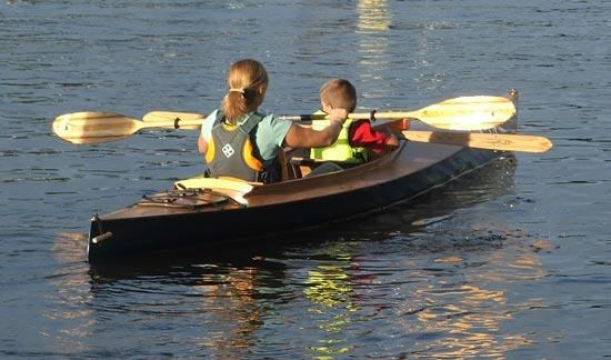 A kayak that is fun for all of the family Mill Creek
