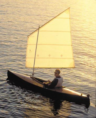 Canoe Sailing Options - Fyne Boat Kits