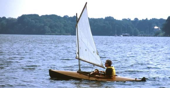 Travel much further by sailing your stable diy kayak or canoe