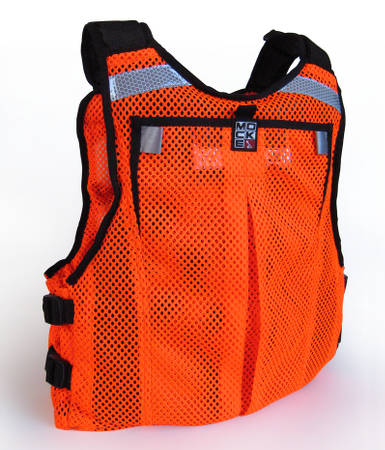 Mocke Racer PFD buoyancy aid - back