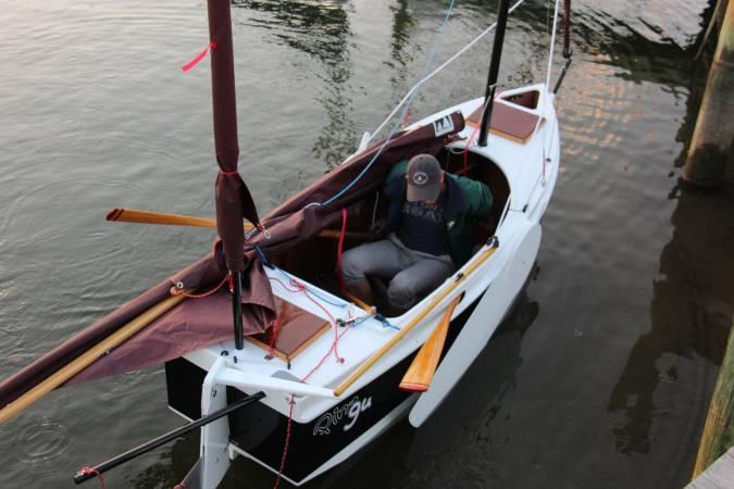 Nesting Expedition Dinghy - Fyne Boat Kits