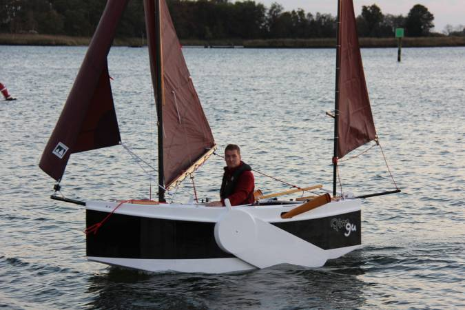 Nesting Expedition Dinghy - Fyne Boat Kits
