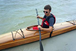 Night Heron Hybrid - Fyne Boat Kits