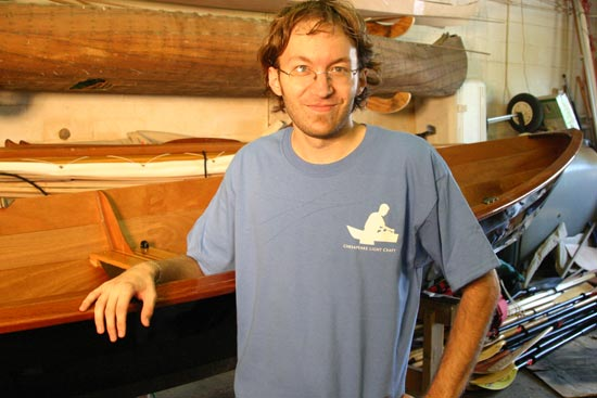 Northeaster dory t-shirt