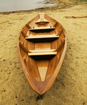 Northeaster Dory - Fyne Boat Kits