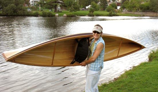 Nymph - Fyne Boat Kits