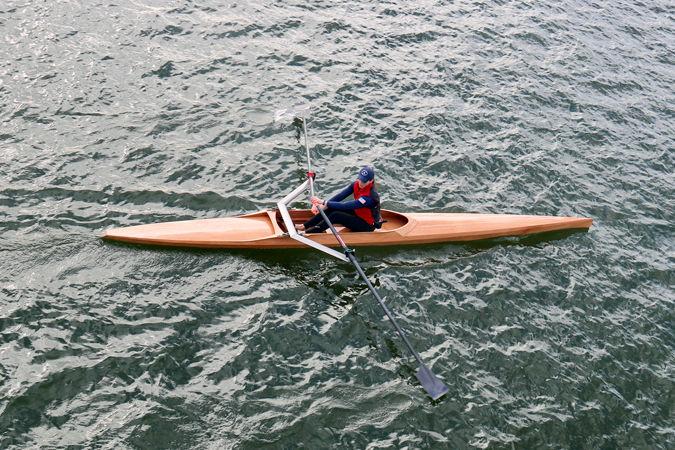 Oxford Shell II - Fyne Boat Kits