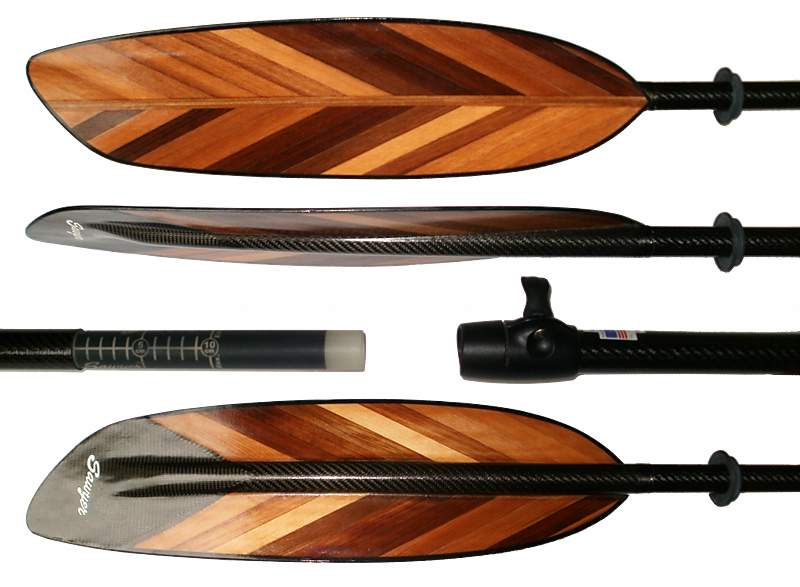 Sawyer Paddles from Fyne Boat Kits