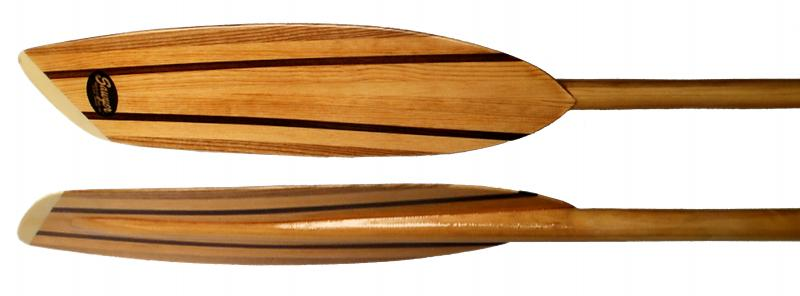 Wooden Kayak Paddle Designs