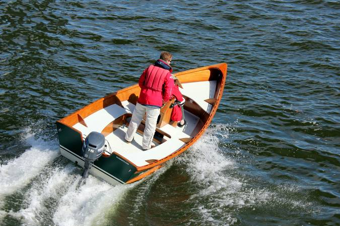 Peeler Skiff - Fyne Boat Kits