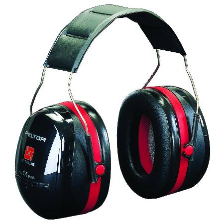 3M Peltor Optime III Ear Defenders H540A