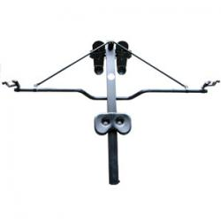 Piantedosi black seat drop in rowing unit