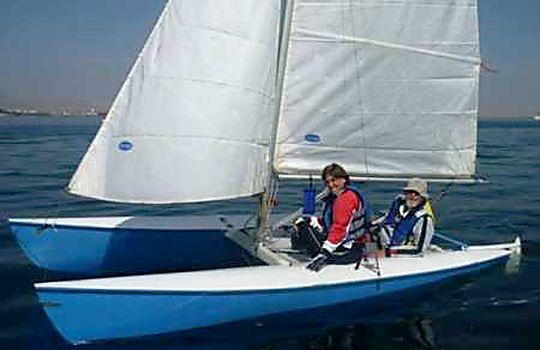 Pixie Beach Catamaran Fyne Boat Kits