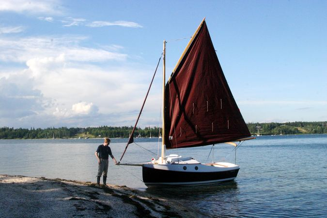 Sails for the Pocketship small yacht