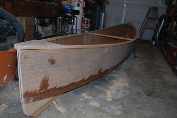 Quick Canoe - Fyne Boat Kits