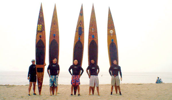San O' paddleboards