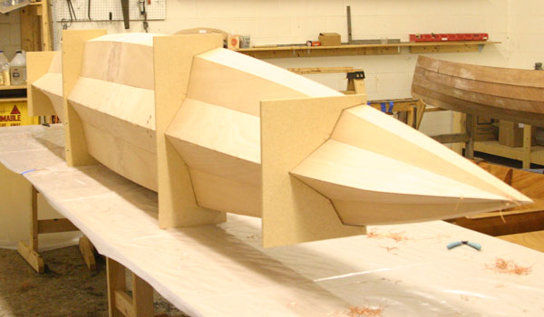 Sea island sport fyne boat kits for Small house design made of plywood