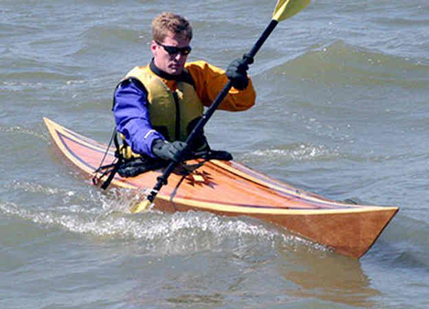 Hybrid Shearwater kayak kit