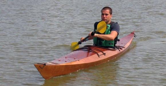 Shearwater kayak kit