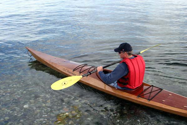 Sea kayak kit Shearwater
