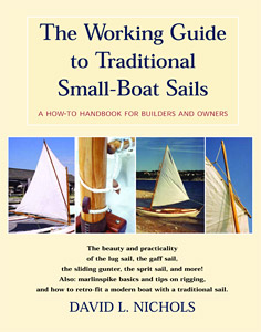 Book on how to rig a small sailing boat in a traditional manner