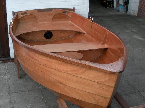 Stem Dinghy - Fyne Boat Kits