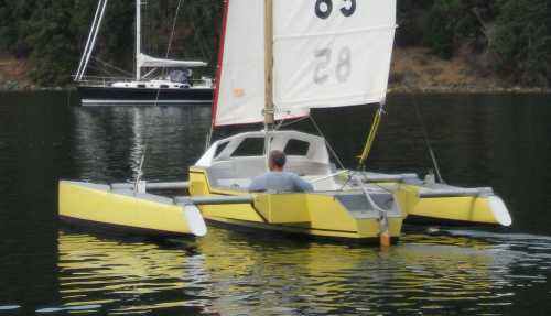 Strike 18 Trimaran - Fyne Boat Kits